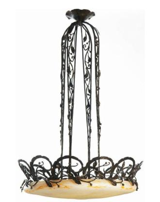 Awesome chandelier art nouveau images joshkrajcik joshkrajcik antique lighting for sale lighting myantiques ie aloadofball Images