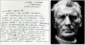Joyce and Beckett letters among many rarities in L...