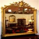 Very Good Quality Victorian Gilt Mirror ( 52.25 inches wide X 66 inches high)