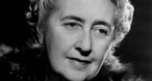Agatha Christie and the mystery diamonds