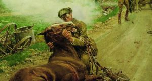 Painting of first World War blessing stirs memorie...