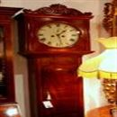 William IV Mahogany-Cased Irish Grandfather Clock