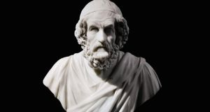 Rare Francis Harwood sculpture of Homer rediscover...
