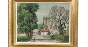 Stanley Royle work to be auctioned