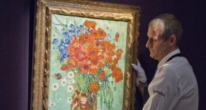Sotheby's expects Van Gogh painting to fetch...
