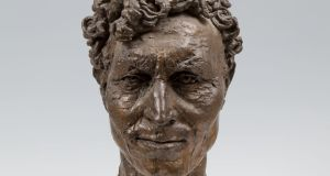 Bust of 'Man of Aran' star