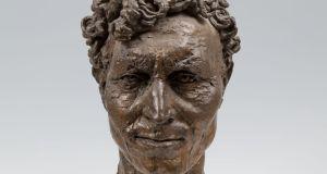 Bust of 'Man of Aran' star