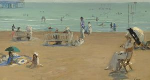 John Lavery and Roderic O'Conor paintings fo...