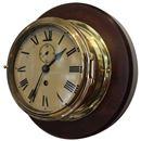 English Ship Clock.  Circa 1940
