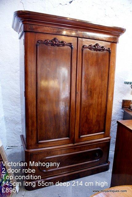 Antique Wardrobe/Press N Ireland - Antique Furniture For Sale Furniture MyAntiques.ie